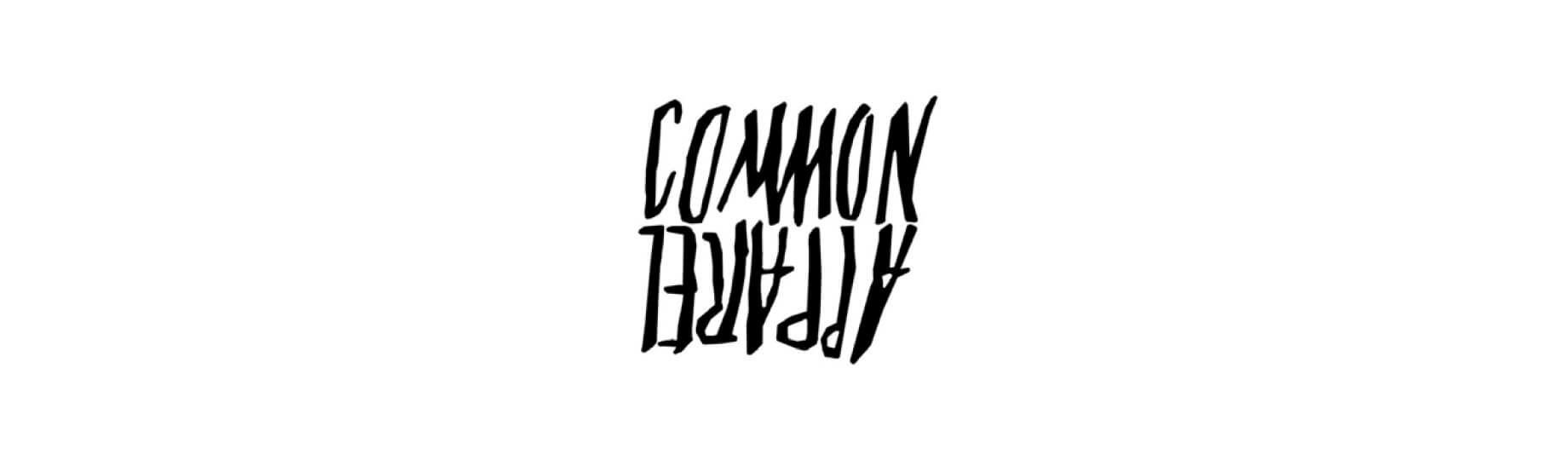 COMMON APPARELメイン画像