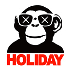 holidayロゴ