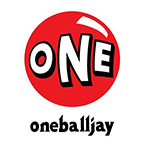 oneballjayロゴ