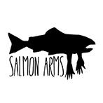 SALMON ARMSロゴ