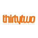 THIRTYTWOロゴ