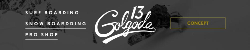 GOLGODAゴルゴダコンセプトバナー